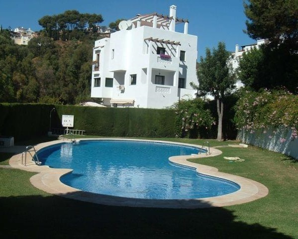 TOWNHOUSE IN CAMPO MIJAS